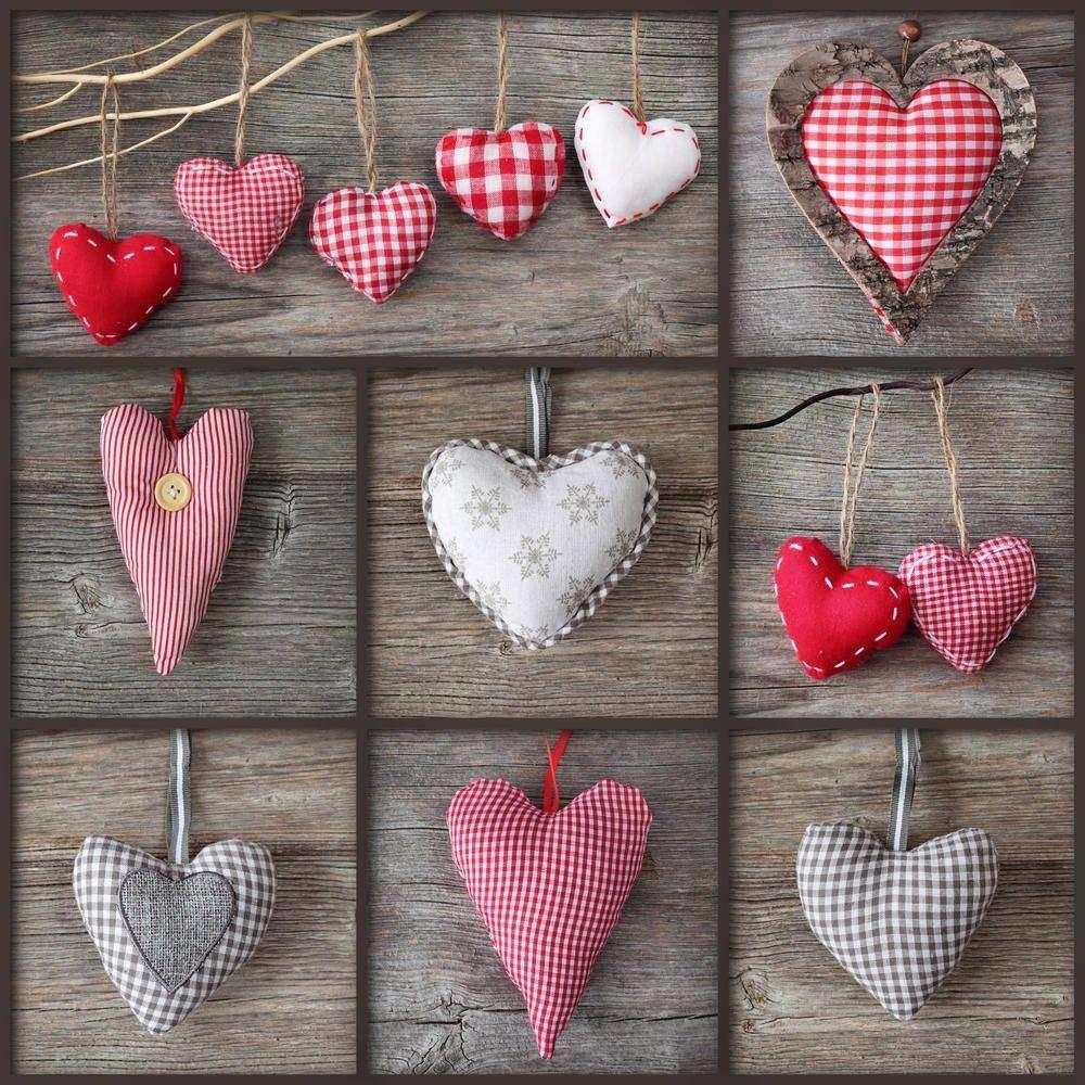 Красивое сердце своими руками фото
