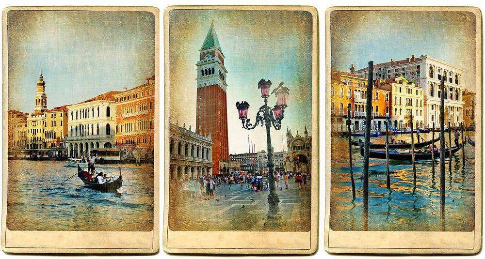 Красивые открытки италия 25