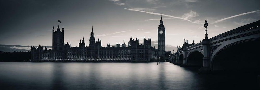 Фотообои Панорама Лондона