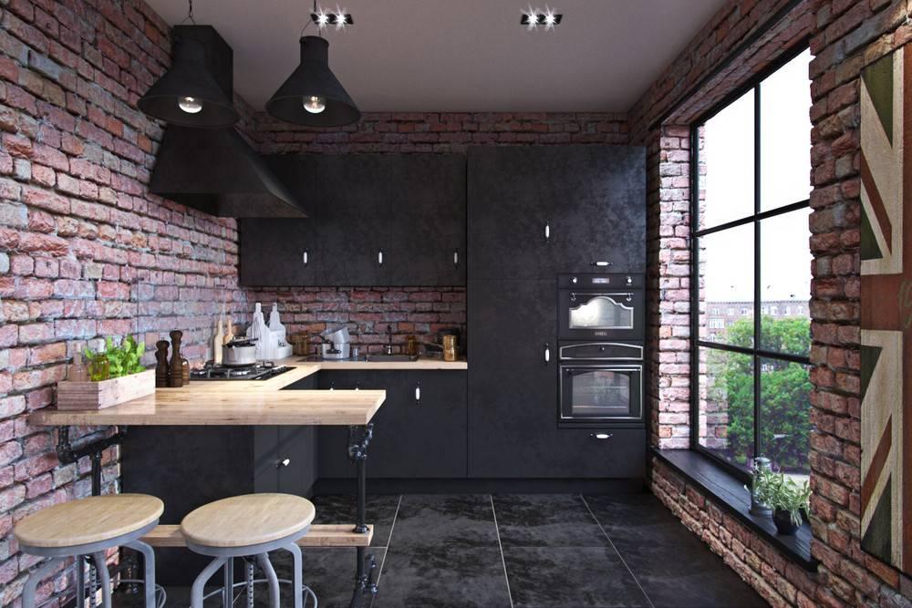 інтер'єр сучасної кухні