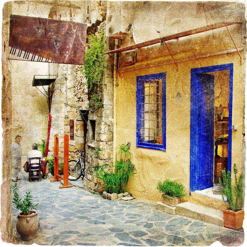 Купить дом в греции район ханя цена фото